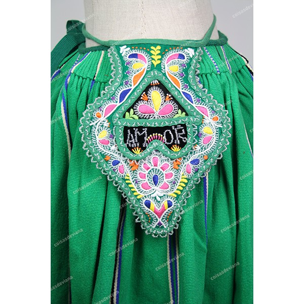 POCKET WITH RICH EMBROIDERY FOR LAVRADEIRA COSTUME