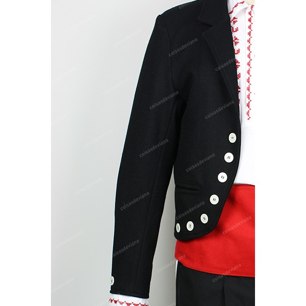BLACK JACKET FOR PARTY COSTUME OR SUNDAY COSTUME